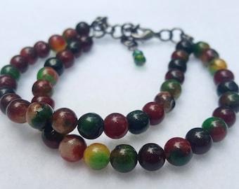 Pop Earth Stone Beads