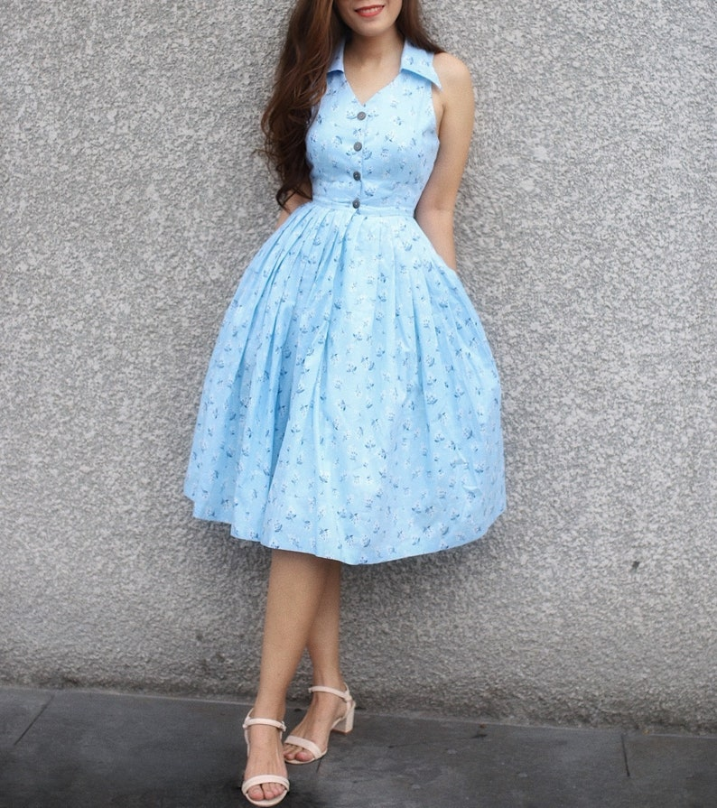 1950s Inspired Fashion: Recreate the Look LOLO Dress #3