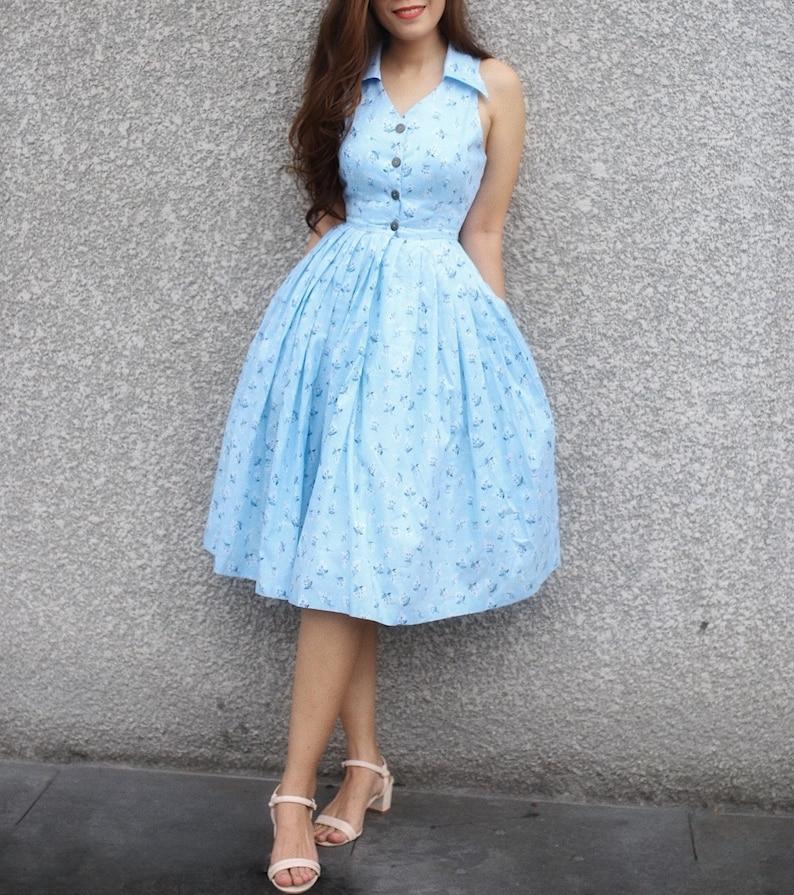 1950s Dresses, 50s Dresses | 1950s Style Dresses LOLO Dress #3