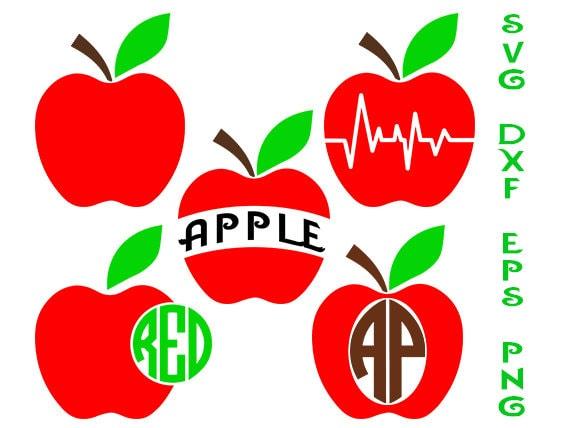 Apfel Svg Obst Svg Apfel Vorlage Apfel Geschnitten Dateien Apfel Papier Schnitt äpfel Clipart Obst Clipart Roten Apfel Svg Schablone äpfel