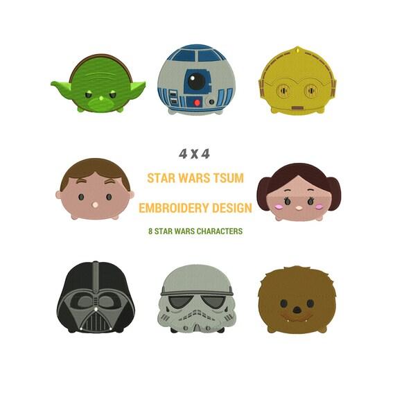 Han Solo Cappello di design CHEWBECCA Logo Beanie design ricamato GUERRE STELLARI