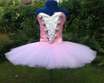 classical structured Ballet Tutu