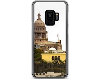 Austin Skyline   Samsung Case