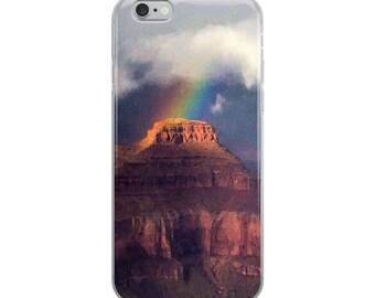 Grand Rainbows Part 2   iPhone Case