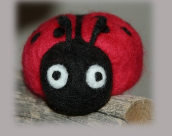 Poppy the Lady Bug Tutorial Pdf - Instant download