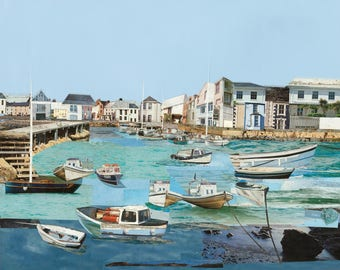 Sheltered Harbour by Sarah Jackson