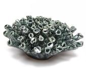 Design your own Mini Garden - Ceramic Coral Large