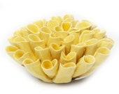 Design your own Mini Garden - Ceramic Coral Yellow