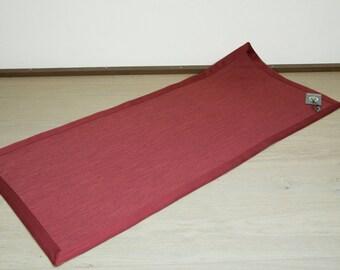 Table Runner Rust 105 x 45 cm