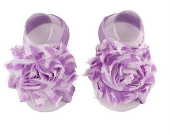 Light Purple - Baby Shoes , Baby Barefoot Sandals,  Baby Sandal,  Baby Sandals, Barefoot, Newborn, Toddler