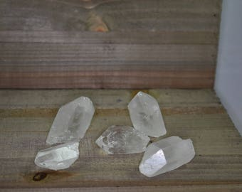 Extra Large Clear Crystal Point