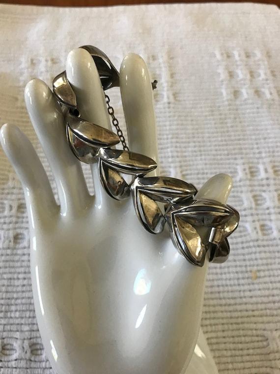 Monet Sterling Bracelet