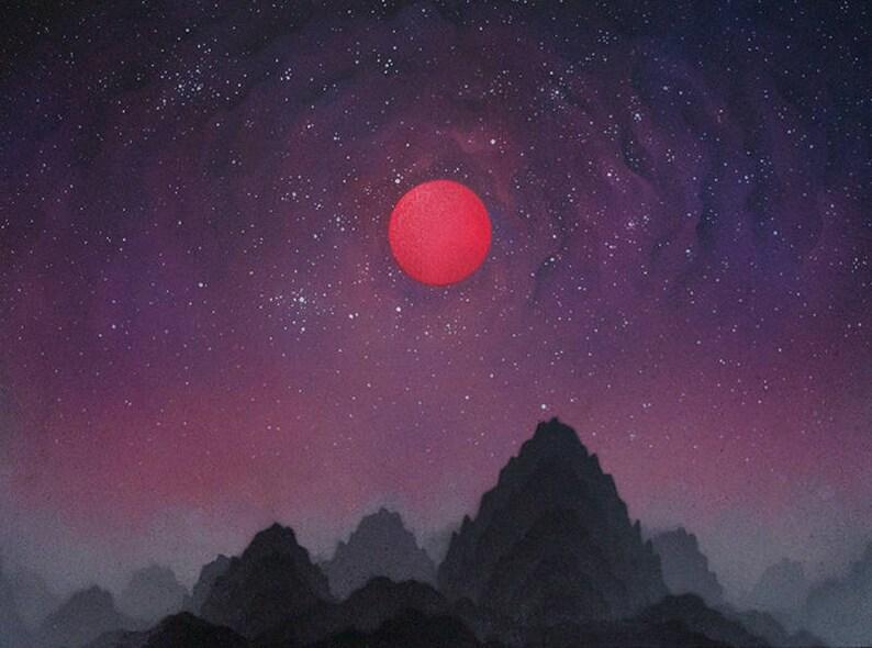 Lucas Allen Cook Dead Planet image 0