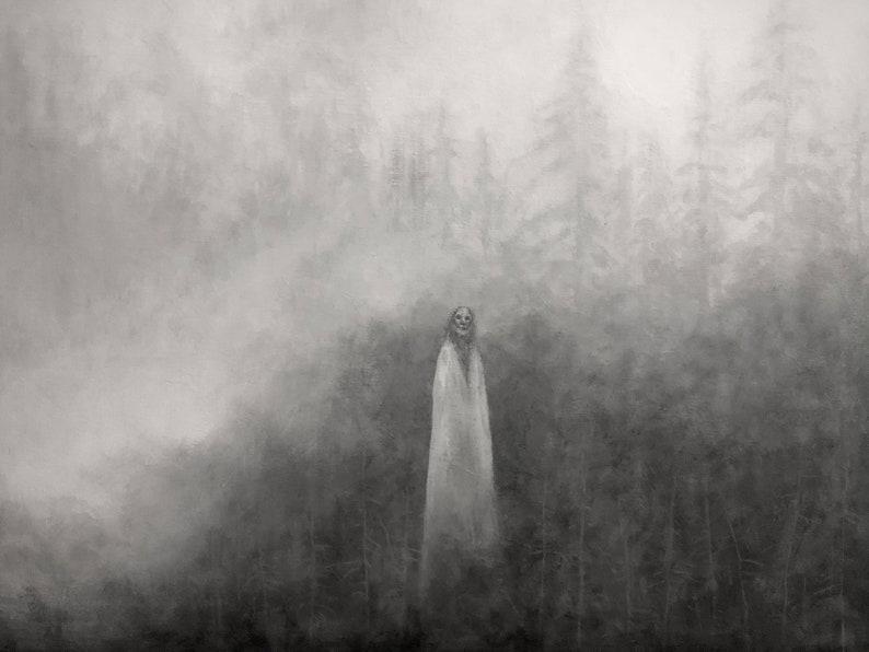 Lucas Allen Cook \u201cStranger in the Fog\u201d