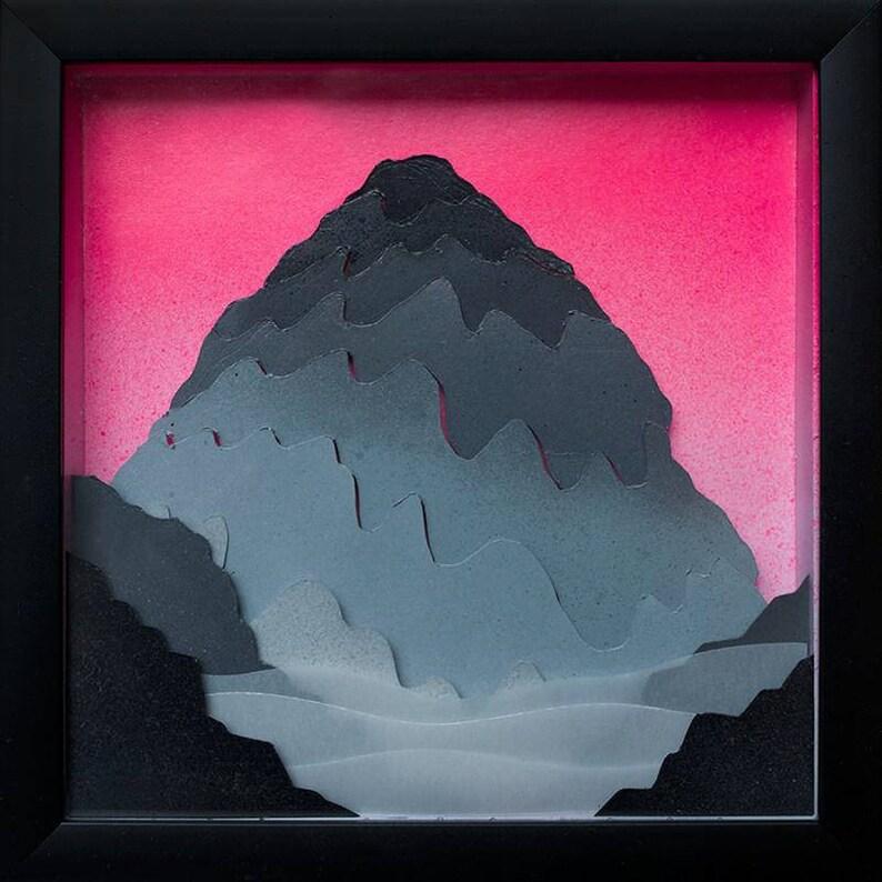 Lucas Allen Cook Melt Mountain image 0