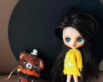 NANI - Petite Custom Blythe Doll OOAK
