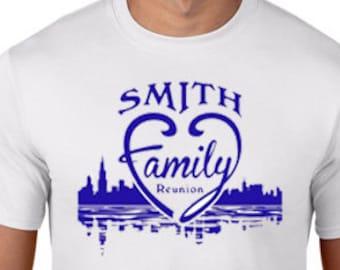 Family Reunion Shirt Etsy