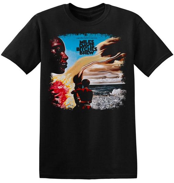 Men/'s T-Shirt MILES DAVIS inspired BITCHES BREW
