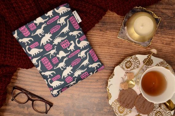 Dinosaurs book sleeve