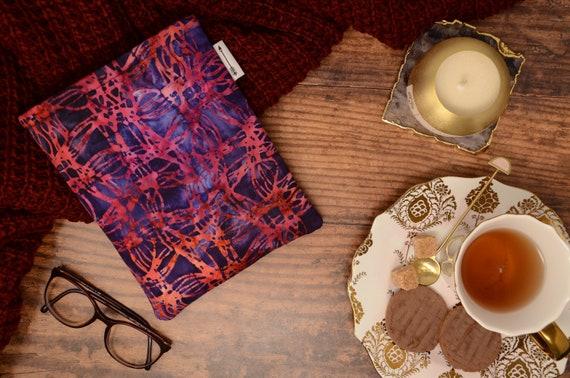 Batik Book Sleeve