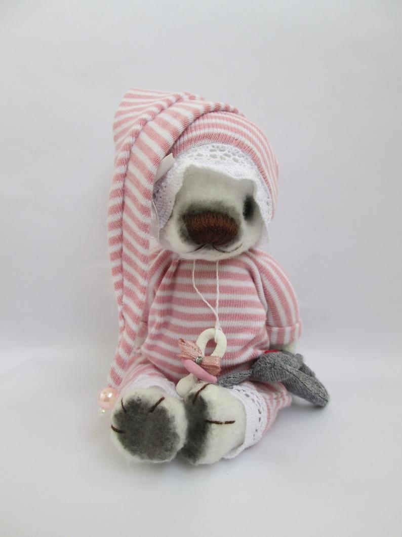 bear handmade fleece angel bear teddy fleece 15 cm teddy 5.9 bear teddy with angel wings free shipping toy for children