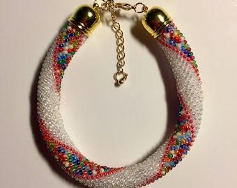 "Pearl Bracelet ""Confetti"""