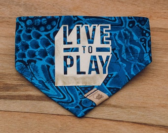 Live To Play Vinyl Add-On