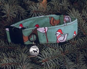 Christmas Chooks Collar