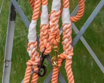 Handmade Rope Leashes