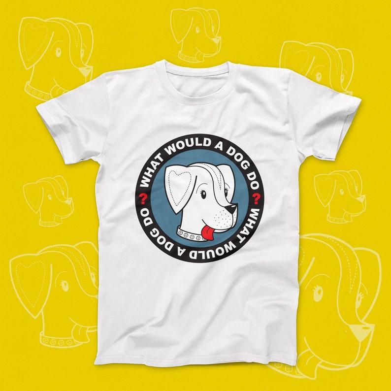 891c8478b9e4 Kid's dog t-shirt / illustrated dog t-shirt for kids / | Etsy