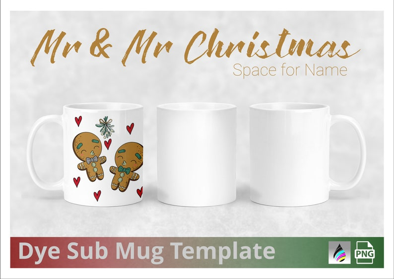 Our First Christmas Mr Mr Templates Designs with Name Space image 0