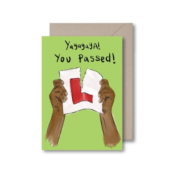 Yayaya! You Passed!