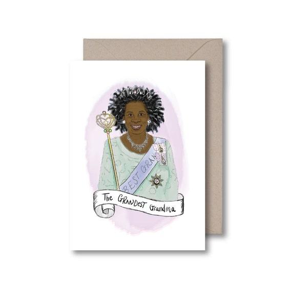 Grandest Grandma/Queen Forever