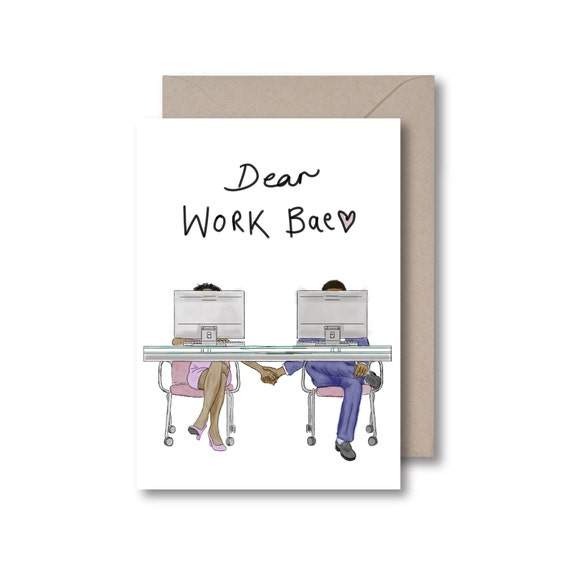 Dear Work Bae (Woman and Man)