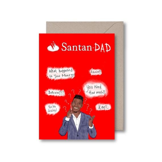 Santan Dad