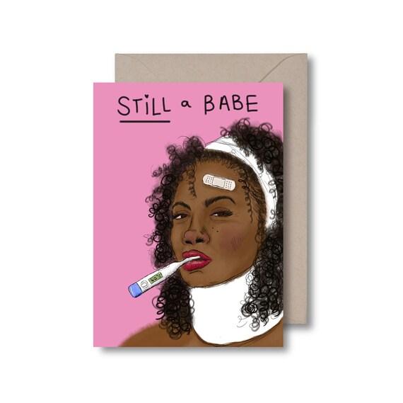 STILL  a babe