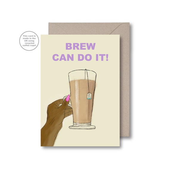 Brew Can Do It!