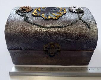 Decorated Keepsake Box