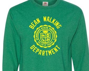 Bean Walking Department Long Sleeve - College of Farming