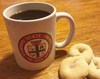 Stanhope State Ceramic Campus Coffee Mug