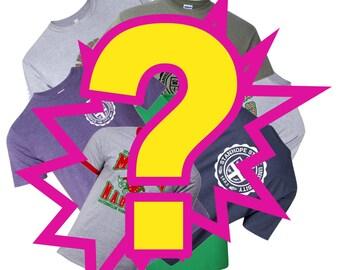 Mystery Shirt - 3 Pack