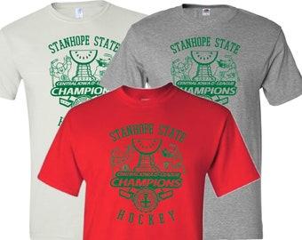 Stanhope State Hockey Champions T-shirt