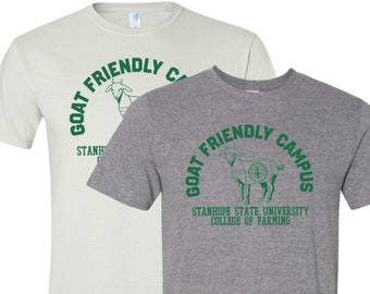 Goat Friendly Campus Shirt - College of Farming