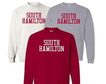 Alumni Issue South Hammy Crewneck Sweatshirt