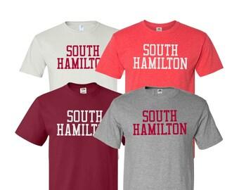 Alumni Issue South Hammy T-Shirt