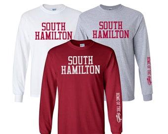 Alumni Issue South Hammy Long Sleeve T-Shirt