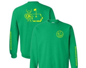 Stanhope State Golf Team Crewneck Sweatshirt