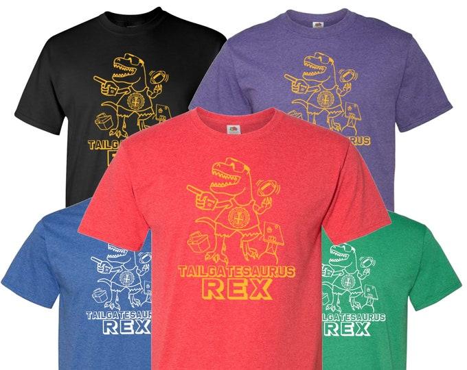 Featured listing image: Tailgatesaurus Rex T-Shirt