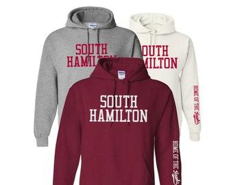 Alumni Issue South Hammy Hooded Sweatshirt