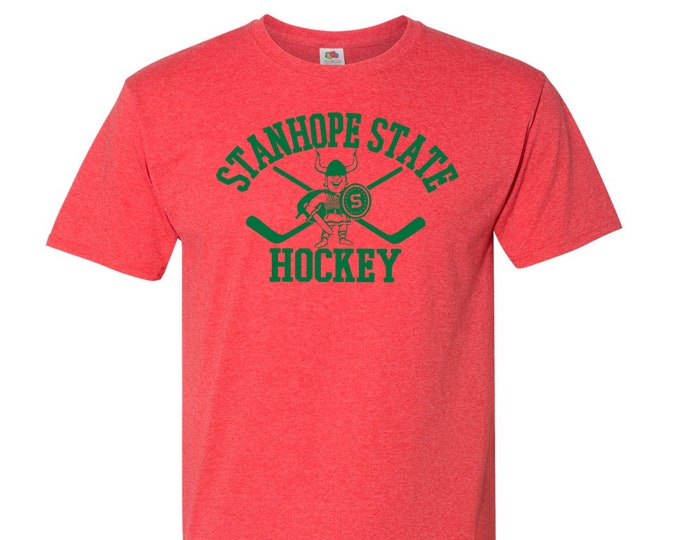 Featured listing image: Stanhope State Hockey - Student Body T-Shirt